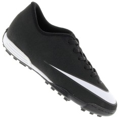 Chuteira Society Nike Mercurial Vortex II CR TF Adulto