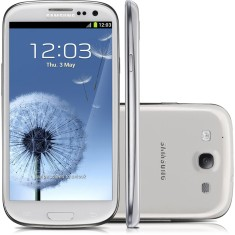 Smartphone Samsung Galaxy S3 Neo Duos 16GB GT-I9300I 8,0 MP 2 Chips Android 4.3 (Jelly Bean) Wi-Fi 3G