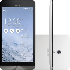 Smartphone Asus ZenFone 6 16GB A601CG 13,0 MP 2 Chips Android 4.3 (Jelly Bean) Wi-Fi 3G
