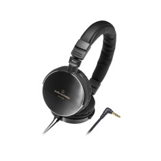 Headphone Audio-Technica ATH-ES700BK