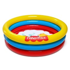 Piscina Inflável 88 l Redonda Fisher Price 93501