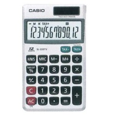 Calculadora De Bolso Casio SL-320TV