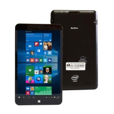"Tablet Braview 16GB IPS 8"" Windows 10 2 MP T801"
