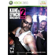 Jogo Kane & Lynch 2 Dog Days Xbox 360 Square Enix