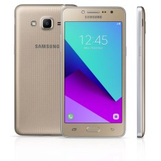 Smartphone Samsung Galaxy J2 Prime TV 8GB SM-G532M 8,0 MP 2 Chips Android 6.0 (Marshmallow) 3G 4G Wi-Fi