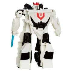 Boneco Transformers Prowl One Step - Hasbro