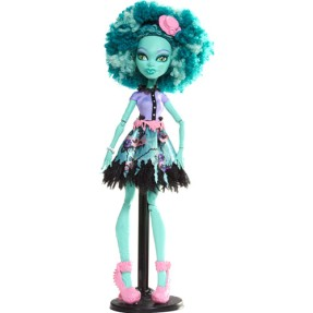 Boneca Monster High Monstros, Câmera, Ação Honey Swamp Mattel