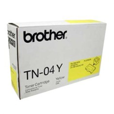 Toner Amarelo Brother TN-04Y