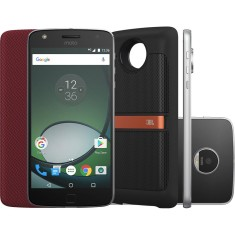 Smartphone Motorola Moto Z Z Play Sound Edition XT1635-02 32GB 16,0 MP 2 Chips Android 6.0 (Marshmallow) 3G 4G Wi-Fi