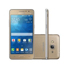 Smartphone Samsung Galaxy Gran Prime Duos TV TV Digital 8GB G531BT 8,0 MP 2 Chips Android 5.0 (Lollipop) 3G Wi-Fi