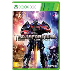 Jogo Transformers: Rise of The Dark Spark Xbox 360 Activision