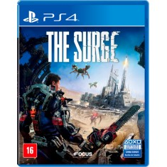Jogo The Surge PS4 Focus