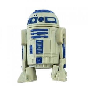 Pen Drive Importado 4 GB USB Star Wars R2-D2