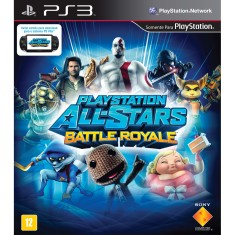 Jogo All Stars Battle Royale PlayStation 3 Sony