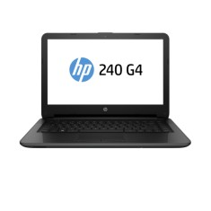 "Notebook HP Intel Core i3 5005U 5ª Geração 4GB de RAM HD 500 GB 14"" Windows 10 Pro 240 G4"