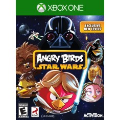 Jogo Angry Birds Star Wars Xbox One Activision