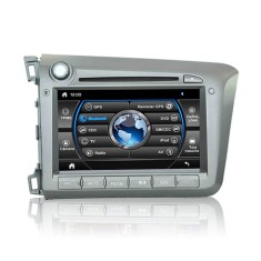Central Multimídia Automotiva Caska CA277A Touchscreen USB Bluetooth