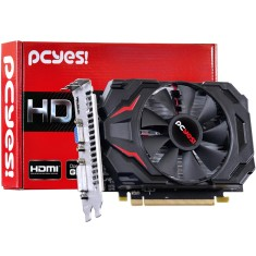 Placa de Video ATI Radeon HD 6570 4 GB DDR3 128 Bits PCYes PS657012804D3