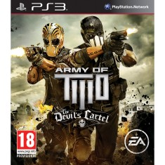 Jogo Army of Two: The Devil's Cartel PlayStation 3 EA