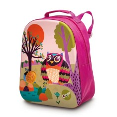 Mochila Escolar Oops Floresta Mr WU 992