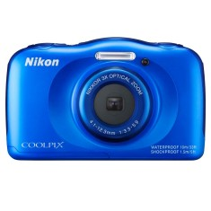 Câmera Digital Nikon Coolpix S33 Full HD 13,2 MP
