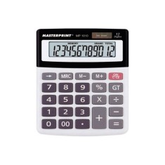 Calculadora De Mesa Masterprint MP1010