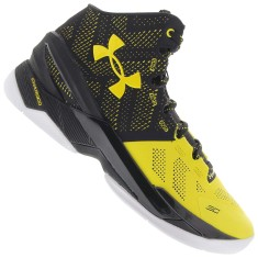 Tênis Under Armour Masculino Basquete Curry Two