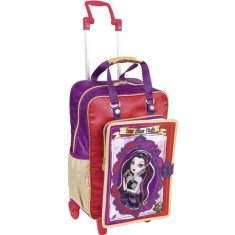 Mochila com Rodinhas Escolar Sestini Ever After High 16Z G 64361