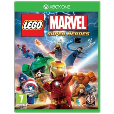 Jogo Lego Marvel Super Heroes Xbox One Warner Bros