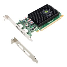 Placa de Video NVIDIA Quadro 310 1 GB DDR3 64 Bits PNY VCNVS310DP-1GB-PORPB