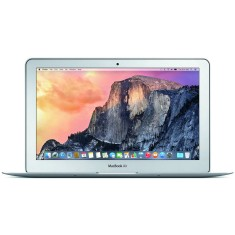 "Macbook Air Apple Intel Core i5 5ª Geração 4GB de RAM SSD 256 GB LED 13,3"" Mac OS X Yosimite MJVG2BZ/A"