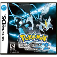 Jogo Black Version 2 Nintendo DS