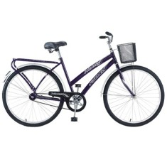 Bicicleta Fischer Aro 26 Freio V-Brake Princess New