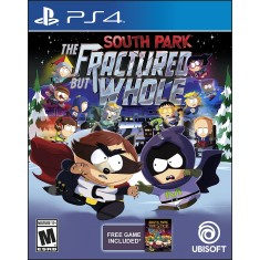 Jogo South Park The Fractured but Whole PS4 Ubisoft
