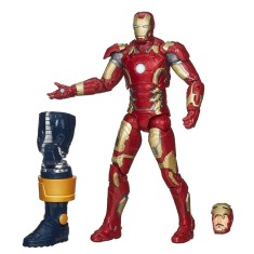 Boneco Iron Man Marvel Legends Infinite Series B2060 - Hasbro