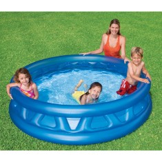 Piscina Inflável 666 l Redonda Intex Soft Side 58431