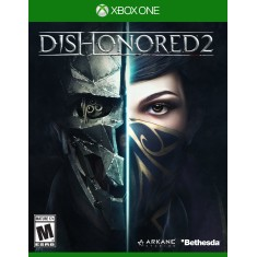 Jogo Dishonored 2 Xbox One Bethesda