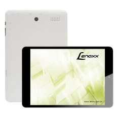 "Tablet Lenoxx 8GB LCD 7,8"" Android 4.2 (Jelly Bean Plus) 2 MP TB 8200"