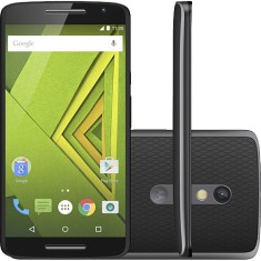 Smartphone Motorola Moto X X Play 32GB XT1563 21,0 MP 2 Chips Android 5.1 (Lollipop) 3G 4G Wi-Fi