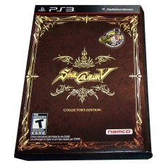 Jogo Soul Calibur V: Collectors Edition PlayStation 3 Bandai Namco