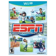 Jogo ESPN Sports Connection Wii U Ubisoft
