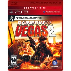 Jogo Tom Clancy's: Rainbow Six Vegas 2 PlayStation 3 Ubisoft