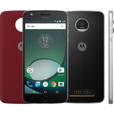 Smartphone Motorola Moto Z Z Play 32GB XT1635-02 16,0 MP 2 Chips Android 6.0 (Marshmallow) 3G 4G Wi-Fi