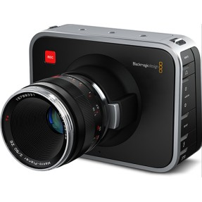 Filmadora Black&Decker Cinema Camera EF