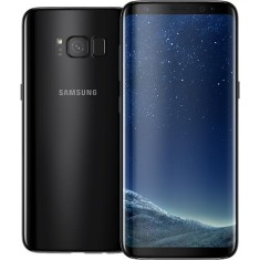 Smartphone Samsung Galaxy S8 Plus SM-G955FZ 64GB 12,0 MP 2 Chips Android 7.0 (Nougat) 3G 4G Wi-Fi