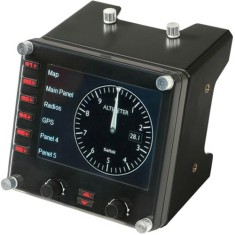 Controle PC Pro Flight Instrument Panel - Saitek
