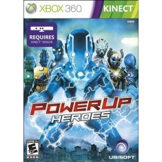 Jogo Power Up Heroes Xbox 360 Ubisoft
