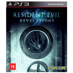 Jogo Resident Evil: Revelations PlayStation 3 Capcom