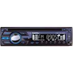 CD Player Automotivo Napoli CDMP-2160 USB