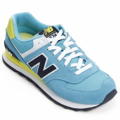 Tênis New Balance Feminino Casual 574 Core Plus